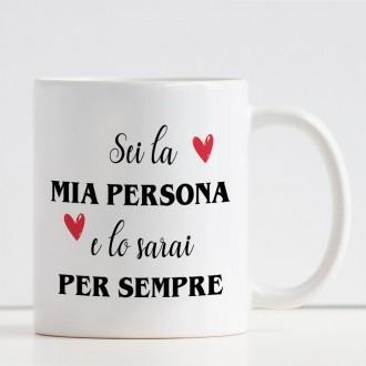 tazza sei la mia persona