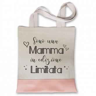 shopper personalizzata regalo mamma