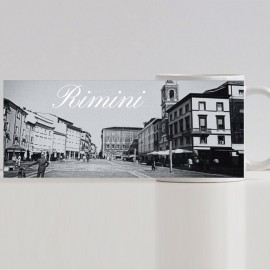 Tazza panoramica personalizzata con foto o testo