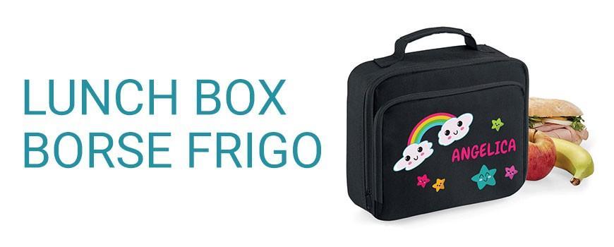 Lunch Box Borsa Frigo per merenda o pranzo